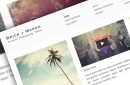 Brick + Mason: Premium WordPress Photography and Blog Theme
