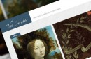 The Curator: Premier WordPress Timeline Theme for Artists