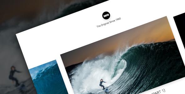 Surfer — Design Option for RIVYT