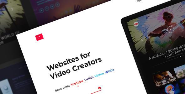 RIVYT — Websites for Video Creators